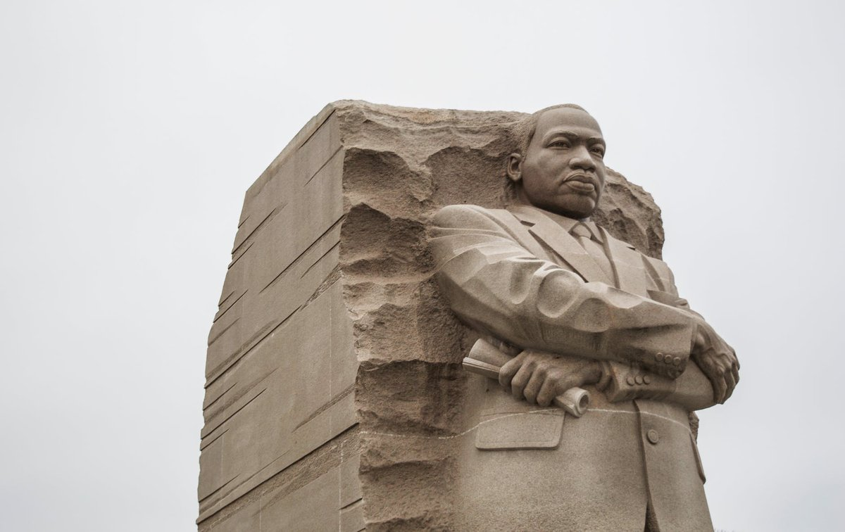 """The time is always right to do what is right..."" - Martin Luther King, Jr. Happy #MLKDay"