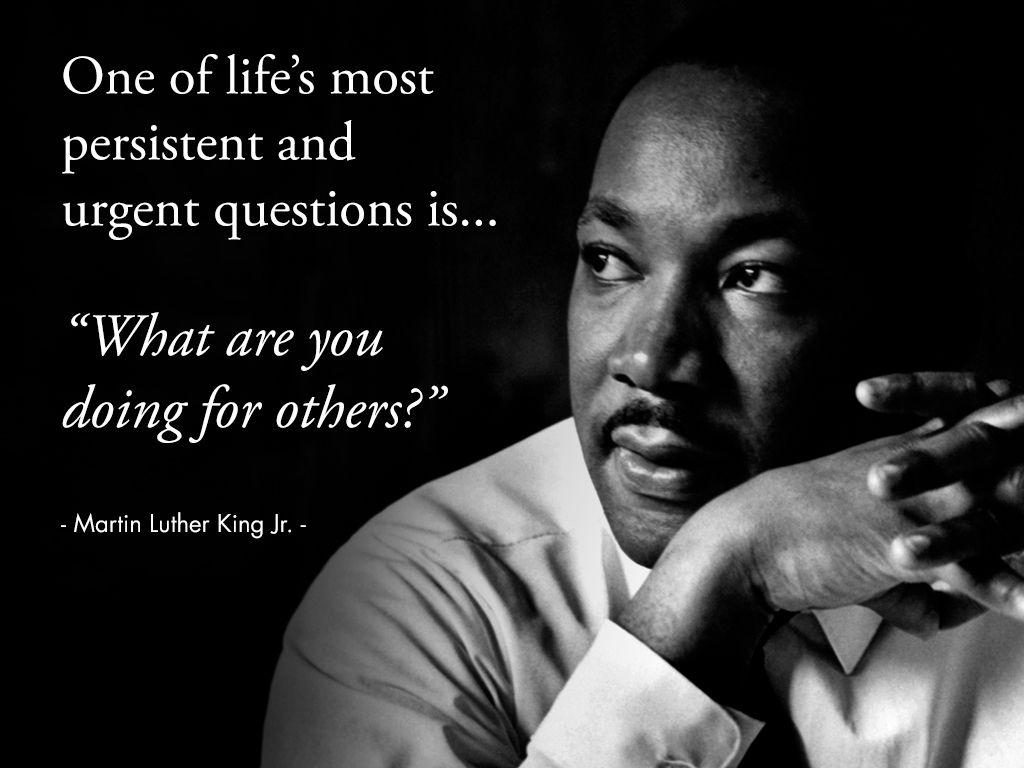#MLKDay #Service