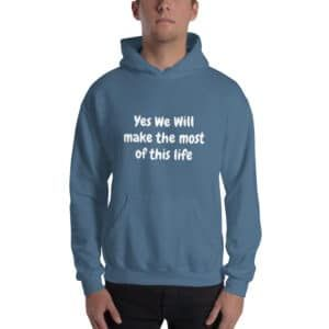 The future is bright. Enjoy it.  ⠀ ⠀ #believe #love #life #motivation #success #hope #trust #believeinyourself #dreams #allinthistogether #inspiration #wisdom #confidence #quotes #inspire #truth #like #follow #dream #selfesteem #teambuilding #hoodies