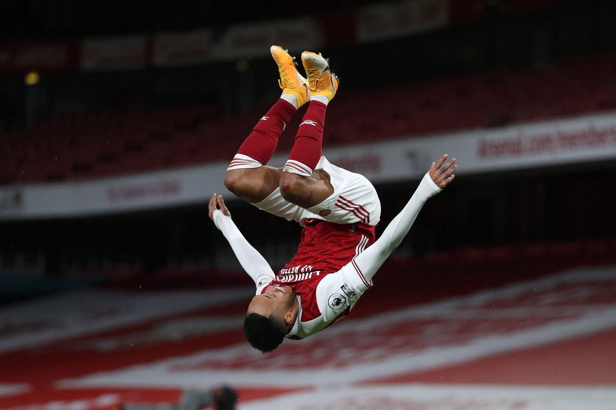 If arteta had listened to some of the wailers during First half,I'm sure Auba would have been shipped to Germany,some times y'all forget a player has poor run of games and lacks confidence,Form is Temporary,Class is Permanent, Never doubt Auba #ARSNEW #Arsenal #aubameyang