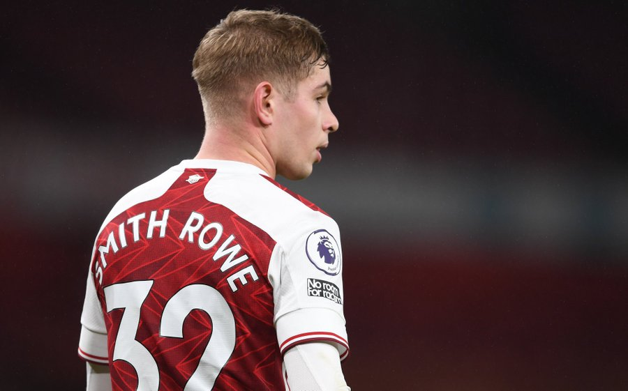 @Arsenal Since he made his first start against Chelsea, only Bruno Fernandes (12) has created more chances from open play than Emile Smith Rowe (10) in the Premier League..... NEW MIDFIELD MESTRO 😍😍  #ARSNEW