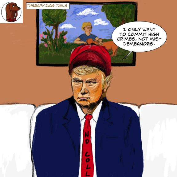 Session #1493. Down Today 140.  There is no therapeutic solution for the amoral con man in the WH.      @JoeBiden @KamalaHarris #ConvictTrumpNow