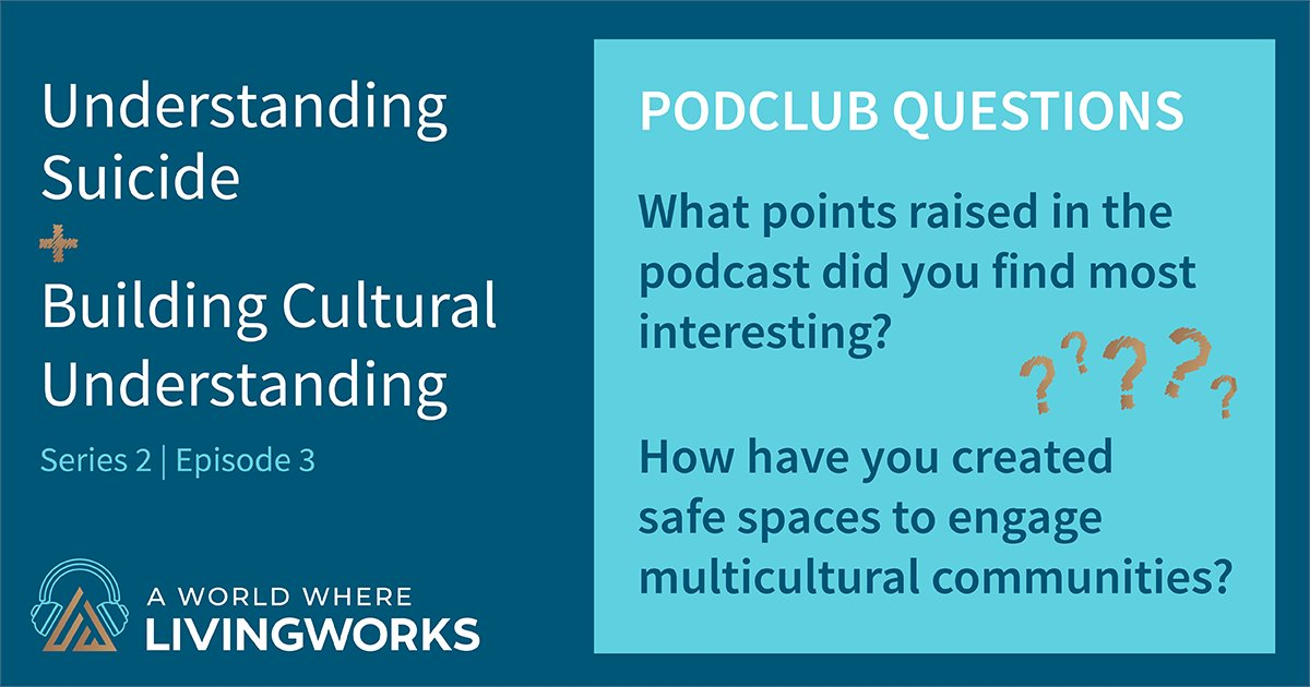 Podclub like a #bookclub BUT you talk about our latest #podcast episode. Missed the episode. Listen here