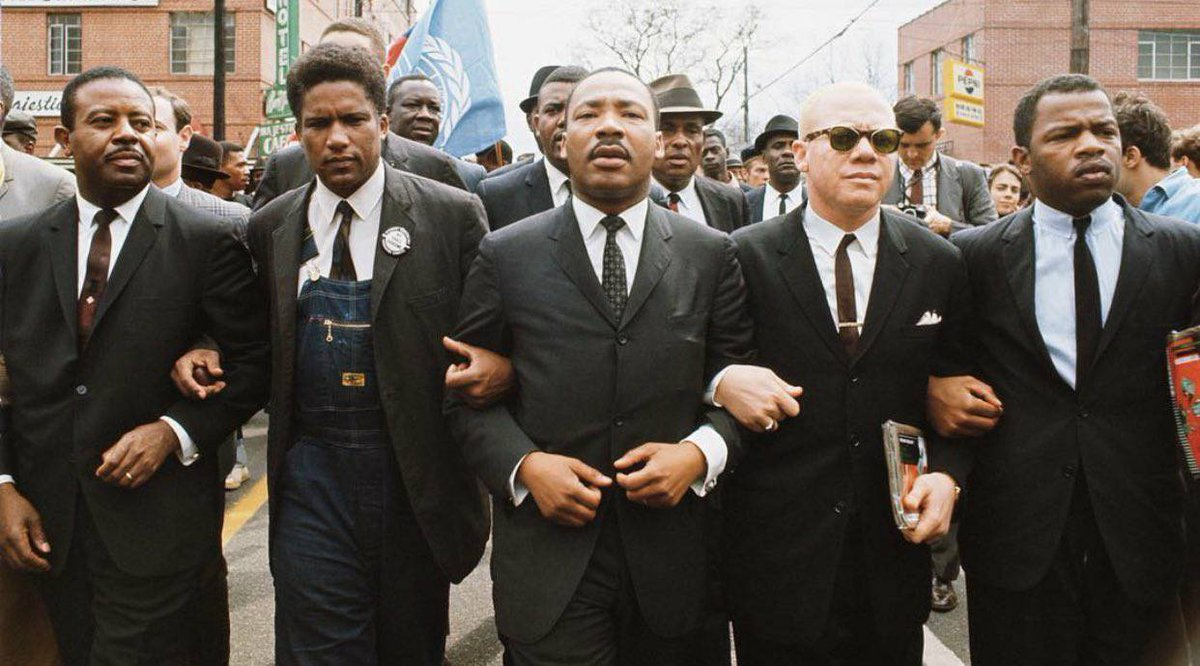 """""""Darkness cannot drive out darkness, only light can do that. Hate cannot drive out hate, only love can do that."""" — Dr. Martin Luther King Jr. #mlkday"""