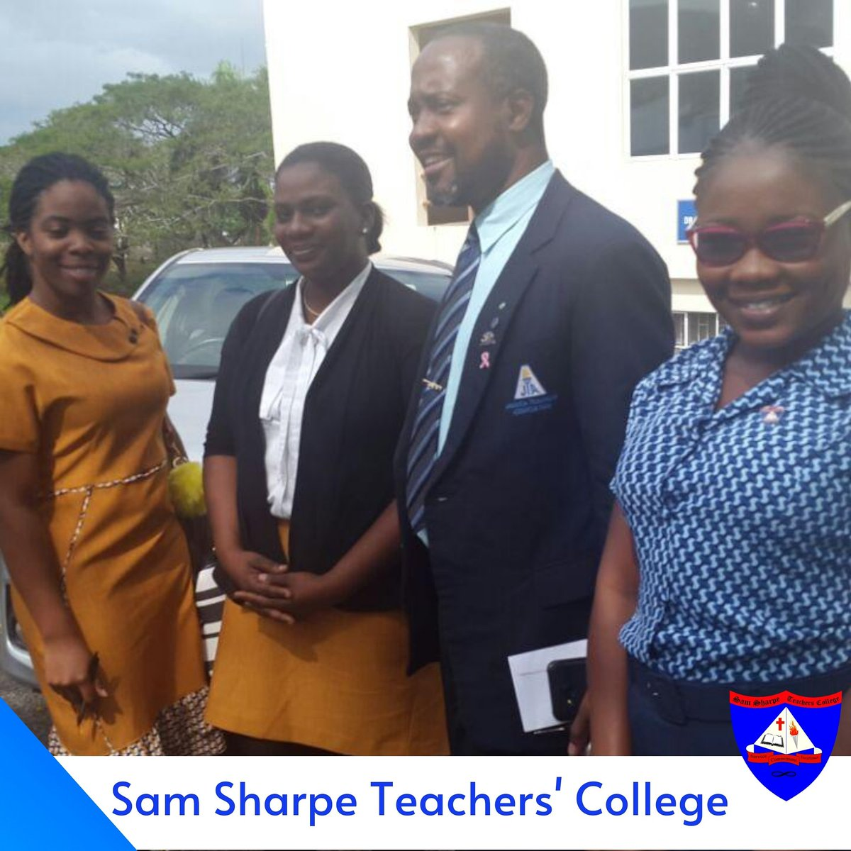 We are the leading teacher training institution in western Jamaica  #montegobay #jamaica #education #life #future #teacher #college #service #commitment #excellence