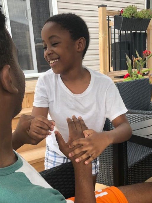 A 9-yr-old Haitian boy is expected to be separated by @CBP from his 19-yr-old brother he was traveling w/to the US. Older brother was traveling w/a student visa, but was stopped due to a missing a form & update in SEVIS. An attorney said the 9-yr-old will be sent to ORR tomorrow.