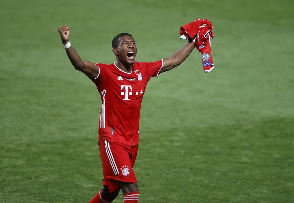 Real Madrid have reached an agreement to sign David Alaba from Bayern Munich in summer, per @marca 🚨