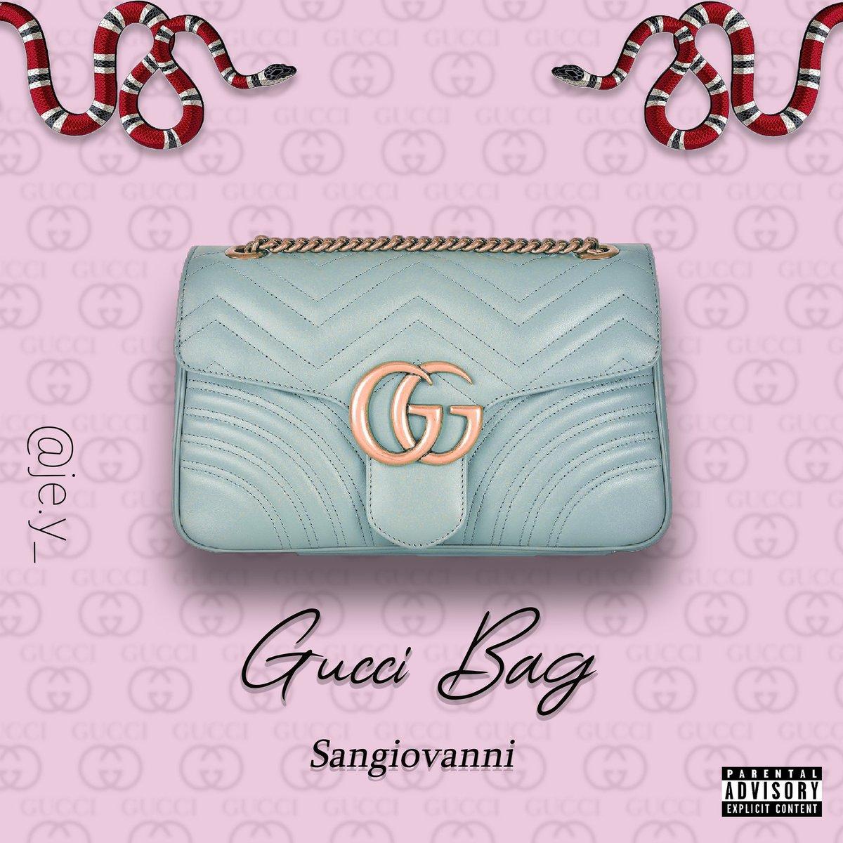 @sangiovann1 che non mi caga la grafica, ma io ti assillerò  #AMICI20 #Sangiovanni #sangio #guccibag #graphic #art #bag #gucci #bagdigucci #guccy