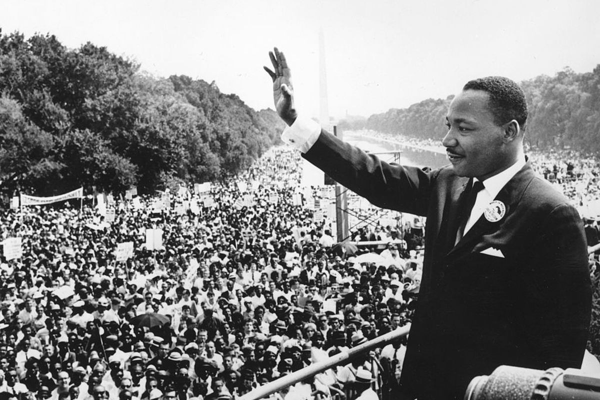 """Darkness cannot drive out darkness; only light can do that. Hate cannot drive out hate; only love can do that."" - Martin Luther King, Jr. https://t.co/LwRuNYe1zF"