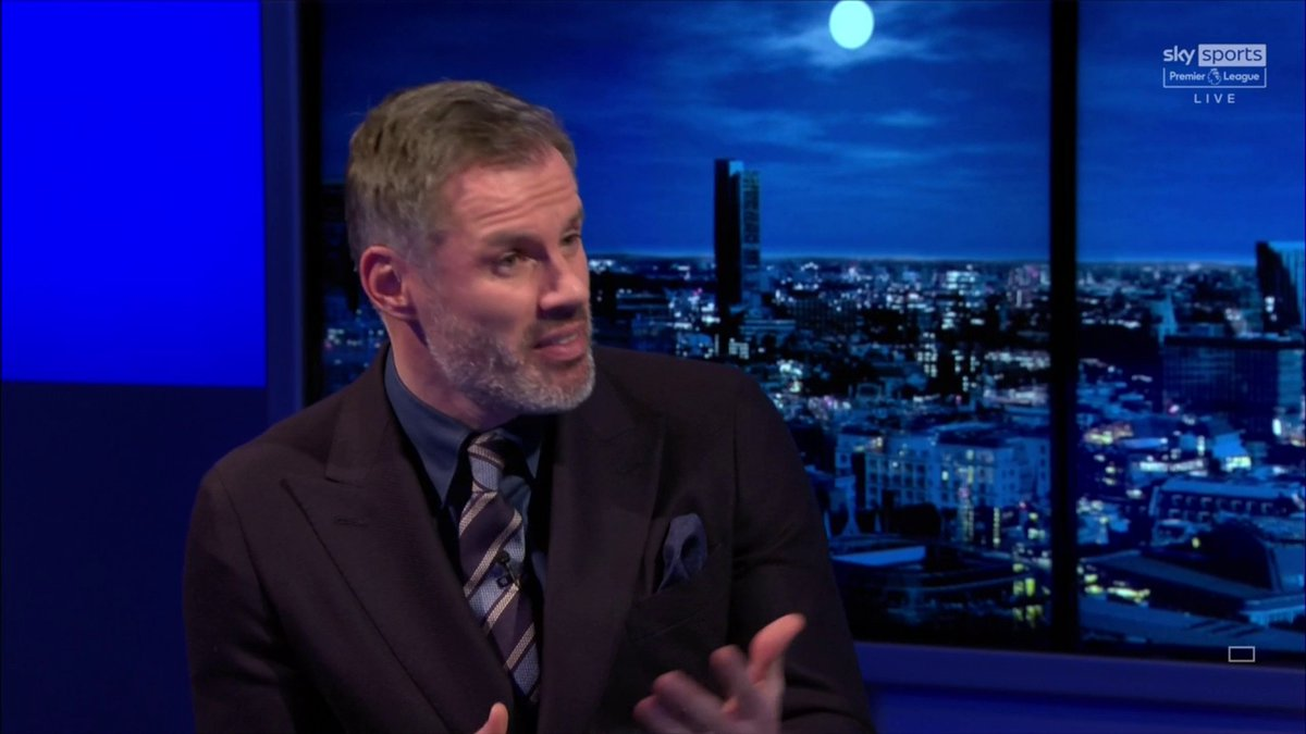 """🗣""""This could be the year Everton get in the Champions League""""  @Carra23 believes Everton have a great chance to get into a UCL space this year"""