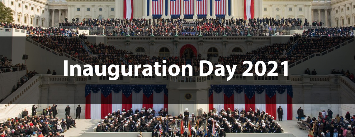 What is #InaugurationDay? The 2021 Inauguration will blend the old with the new. Find out all you need to know about the 🇺🇸 #InaugurationDay2021 here ➡