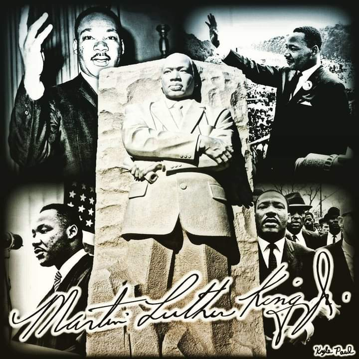 Let us strive to make a more perfect world as envisioned by the #Lord, our #God, and His humble servant, #MartinLutherKingJr.  @MLKDay @BerniceKing @OfficialMLK3 @TheKingCenter #MLK #MLKDay