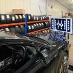 Image for the Tweet beginning: Calibration of #adas on #audi