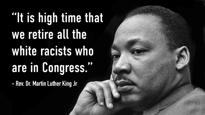 @LindseyGrahamSC #MLKDay #MLKDay2021 #MLK  @LindseyGrahamSC friend of the #ProudBoys #BeGone