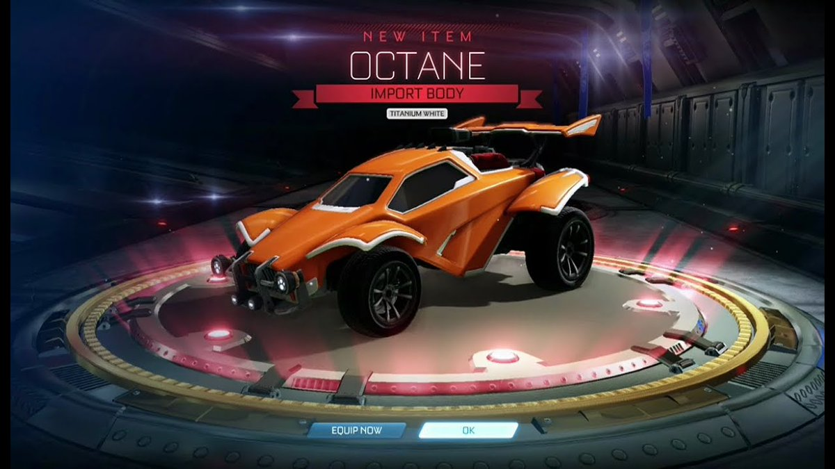 💎 UPDATE 💎  #ThisWeekWeWill Get a TW Octane 🚗 out of our rare drops. Failing this we will march outside Parliament 🏰 to make the Boris Battle Bus 🚌 a thing in Rocket League. Failing that we will find a way to tip a cow. 🐮  #FearTheCharge 😈 #RocketLeague 🚙 #Memes  😂