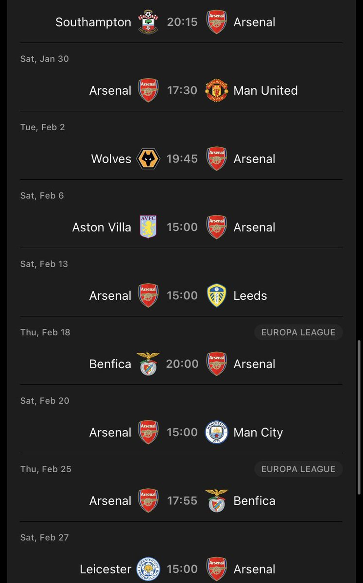 Oh my Arsenal  #COYG