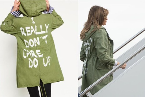 @FLOTUS I really don't care...  #BeGone