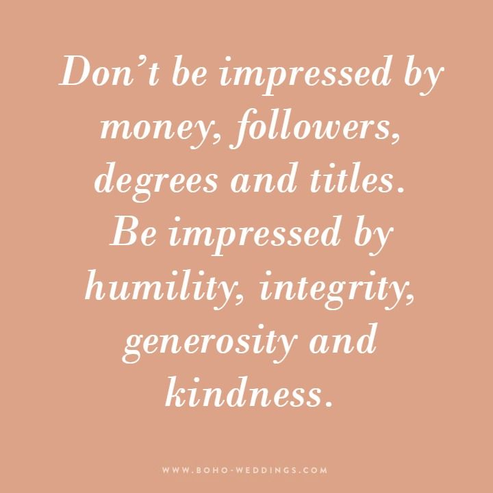 Indeed, some of the most remembered people in the world have no titles, money or degrees. #changetheworld #generosity #humility #integrity #kindness