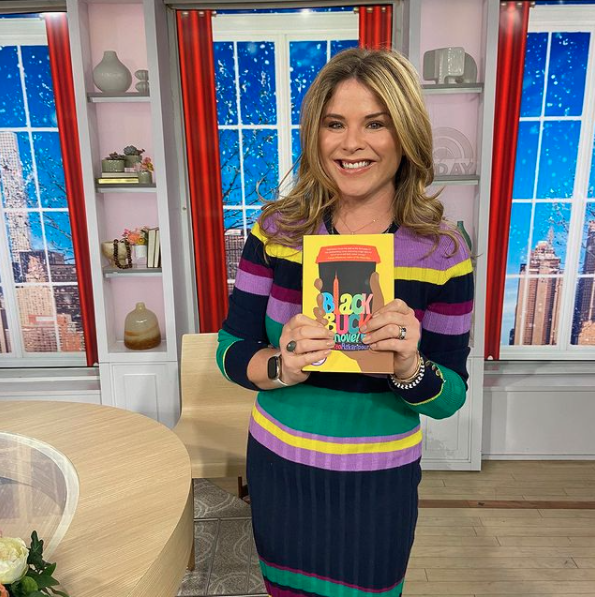 ".@TodayShow host @JennaBushHager has shared her first #bookclub pick of #2021 & you can use your FREE library card to check out the acclaimed new novel ""Black Buck"" by @AskMateo 🖤 📚 📲 ! Place your hold today (digital formats available too):  #GetCarded"