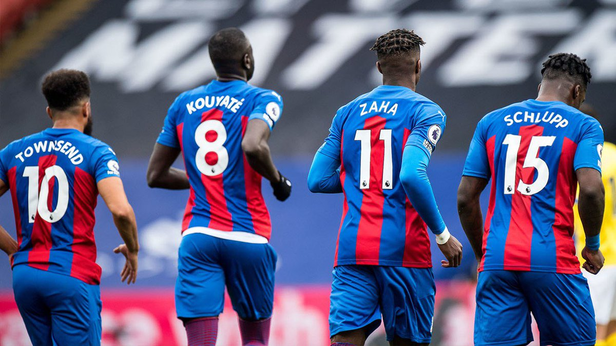 """This is our best PL Team"", in short term answers, even on paper, i wouldn't say so whatsoever.   In my opinion, the PL team i connected with most was that under Pardew with the resources of the Players we had and just how fluid/ exciting we were  On paper it's RLC #CPFC's tenure"