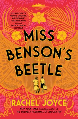 Miss Benson's Beetle #BookReview  via @BarbaraDelinsky   The plotting of Miss Benson's Beetle is perfect. Different threads of the story are woven together at just the right times and with just the right tension.  #MondayBlogs #AmReading #HistoricalFiction