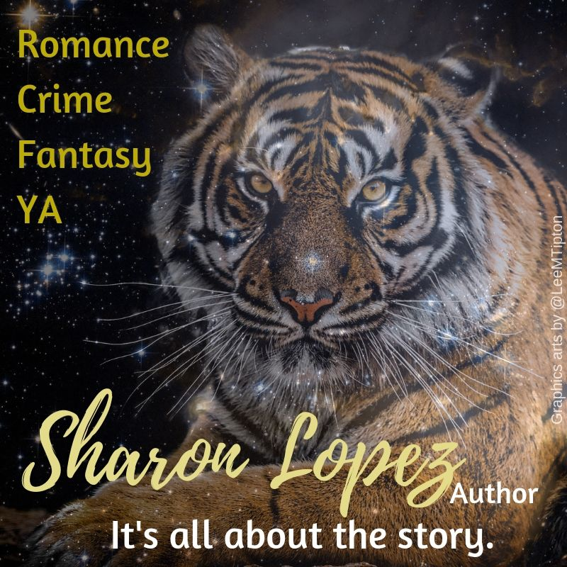 Do you love romance, crime, fantasy, or YA books? For #WolfPackAuthors member Sharon Lopez (@sharonL33940258), it's all about the story. Visit her profile on Twitter for more information.    #romance #fantasy #crime #spirituality #books #amreading