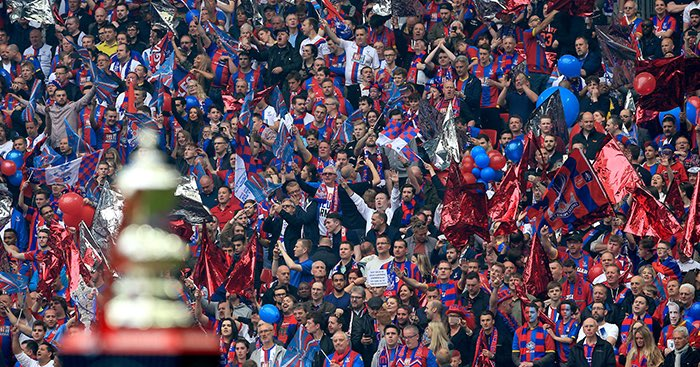 I know everybody's struggling with this lockdown as well; that's evident by the tweets on here, some which are good, bad and very reactionary and overreacting.  Can't see us necessarily being great this season but let's not try and take it out on other Palace Fans please #CPFC