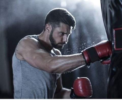 6 Boxing Workouts to Help You Knock Out Fat Hit the ring for a better workout. #boxing #workout #fatloss # #shred #nomadznation
