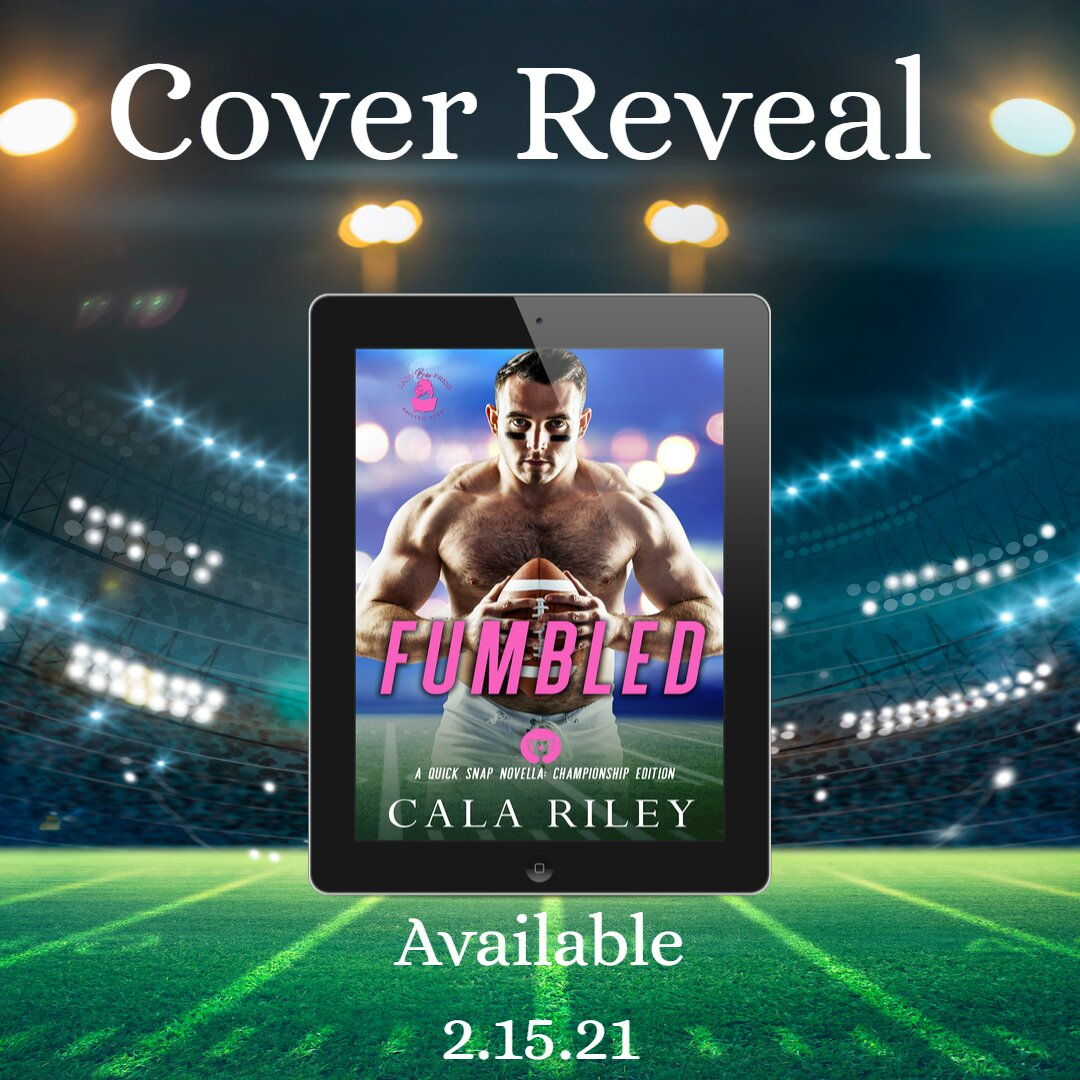 Fumbled by Cala Riley  Before training camp, I went on one last trip. Just me and the beaches of Miami without doting fans and the pressures of fame. Then I ran into Ivy, literally.   #TBR #ReadingList #AmReading @GiveMeBooksPR