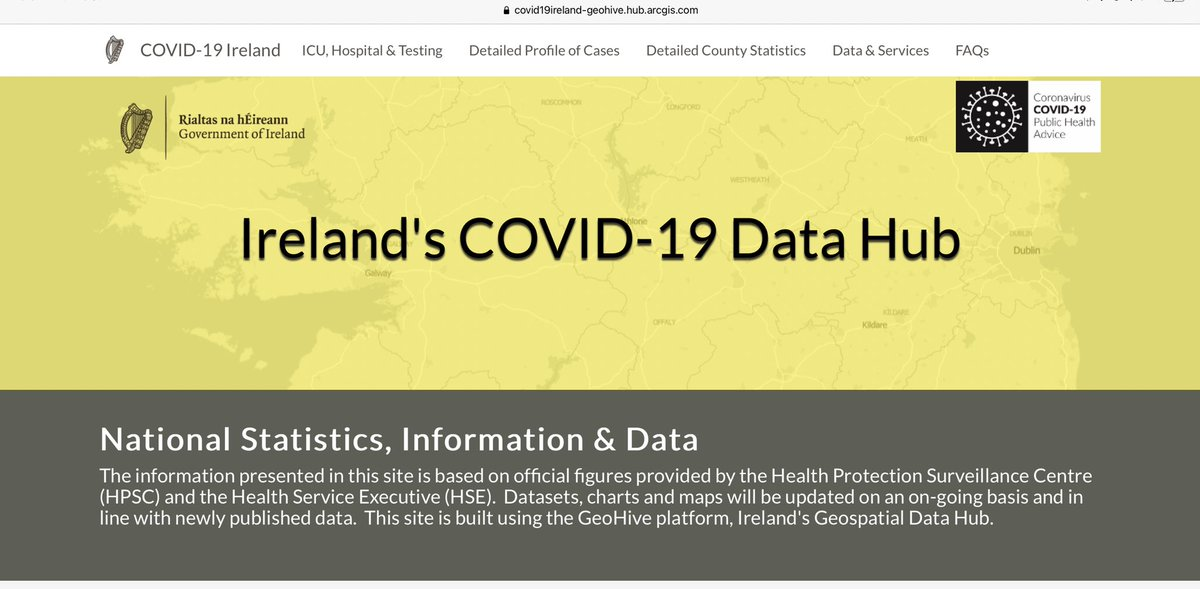 IRELAND  Ireland has reported  2,121 new confirmed cases of coronavirus COVID-19 and 8 new deaths.  Data last Updated  18/01/2021  #coronavirus disease 2019 (COVID-19) #COVID19 #Ireland
