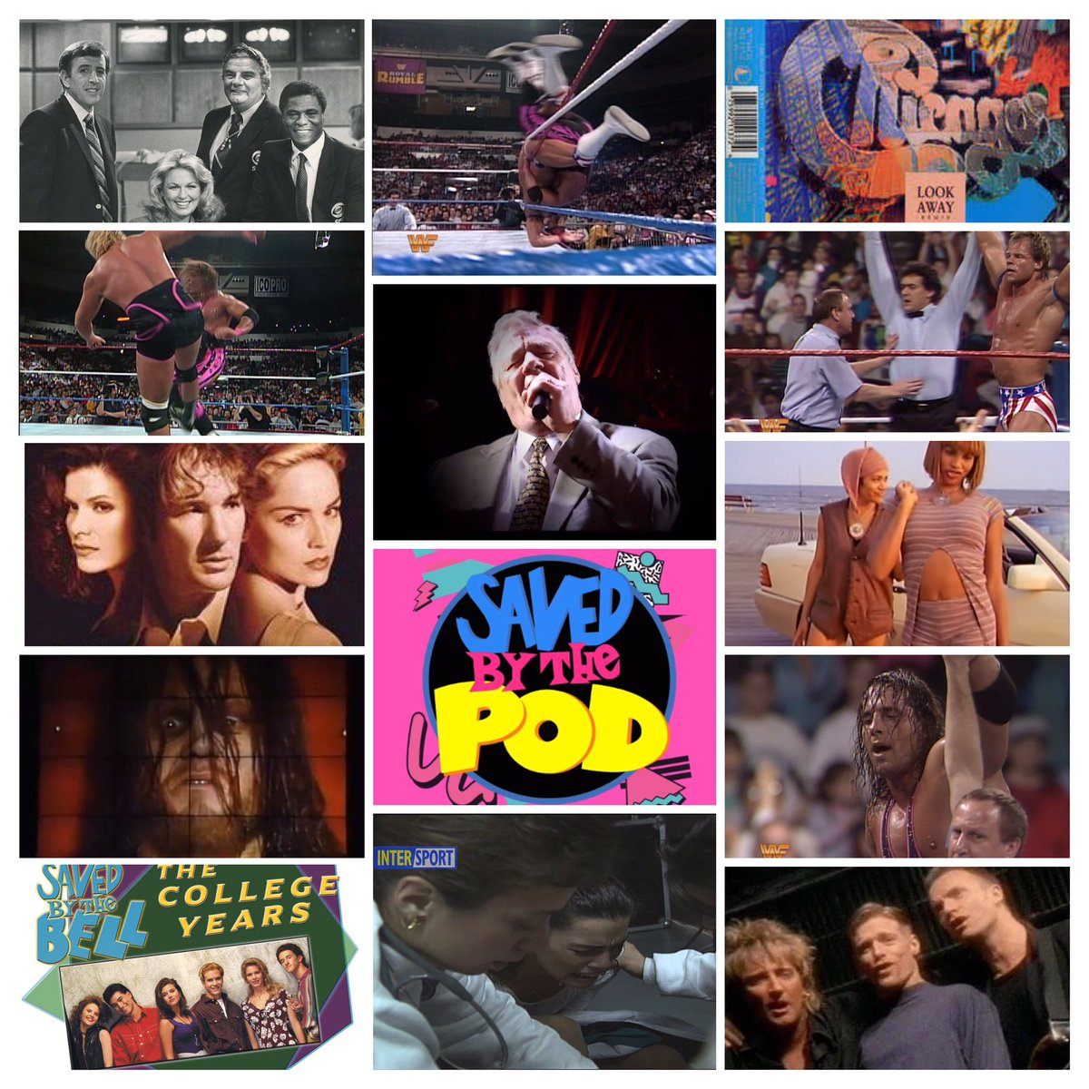Tomorrow, we crush it.  #Kerrigan, #SaltNPepa, #BryanAdams, #NFL leaves #CBS for #Fox, #Undertaker rises, #SavedByTheBell goes to college, there's a👔at the #RoyalRumble, someone could win $1k...  And a VERY special tribute to #PatPatterson.❤️  #January #94.   DL tomorrow at 6am.