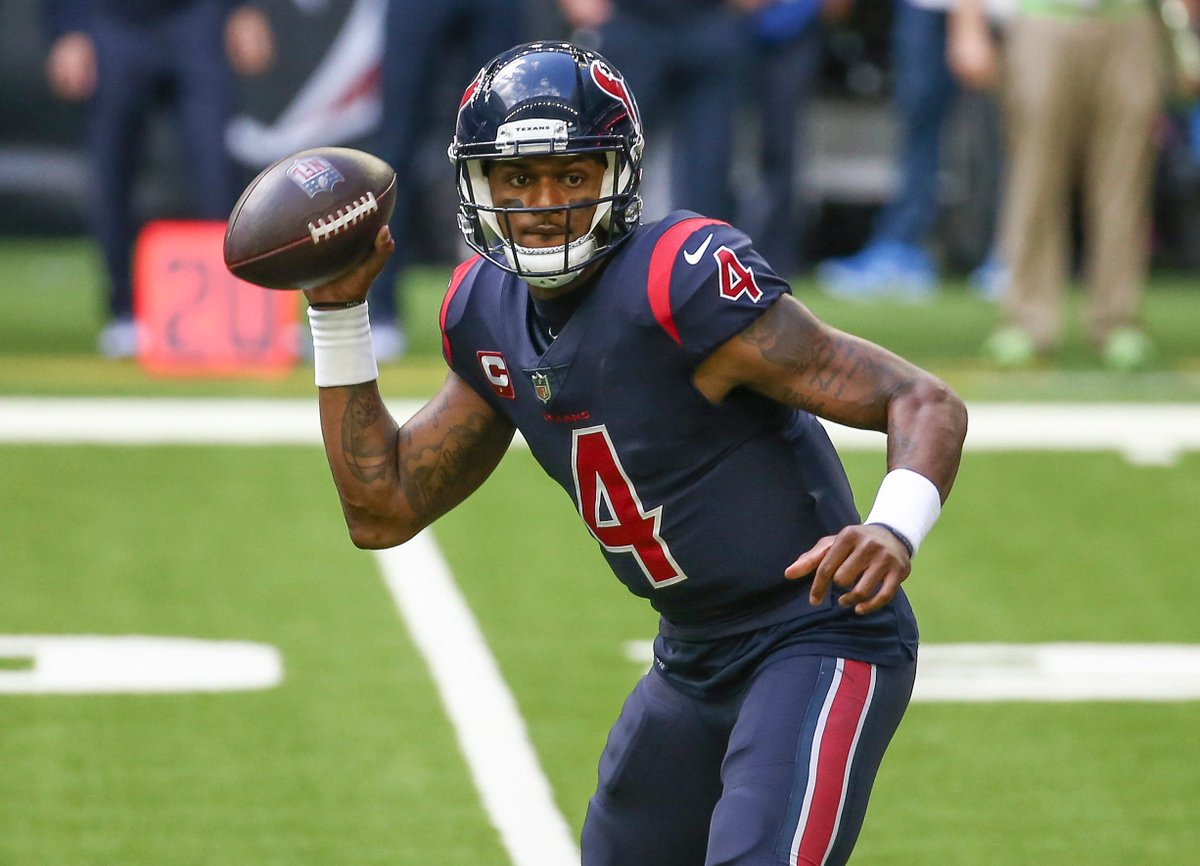Opinion: Texans are a disaster and star #DeshaunWatson is unhappy – but there is a path that may save team  News, rumors:   @deshaunwatson  #NFL #Football #Sports