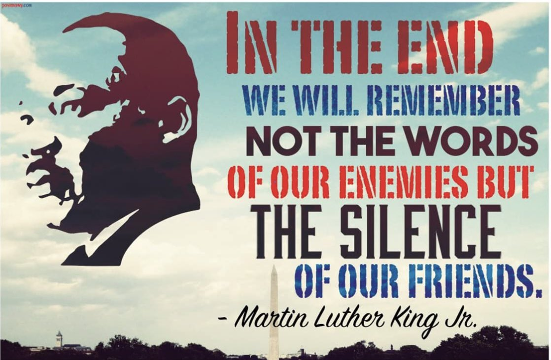 Happy MLK Day! #Respect #Love #Equality #Justice