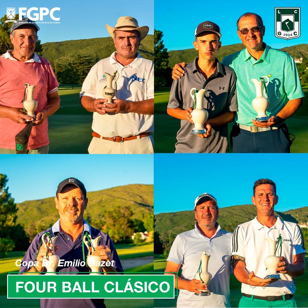 #Golf : SE DISPUTÓ EL PRIMER FOUR BALL DE LA TEMPORADA | Se jugó en La Cumbre Golf Club. Mira quienes fueron los ganadores en las diferentes categorías.  #Confecba