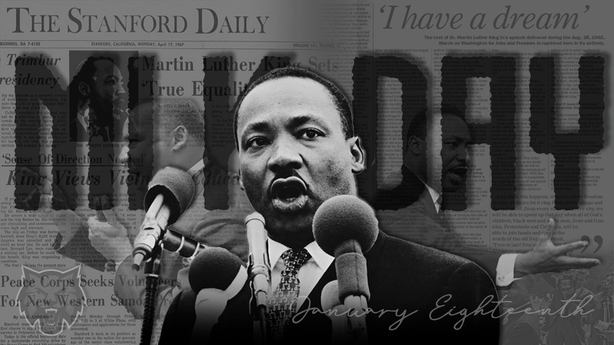 """""""Our lives begin to end the day we become silent about things that matter."""" #MLKDay #CSH #BeTheChange"""