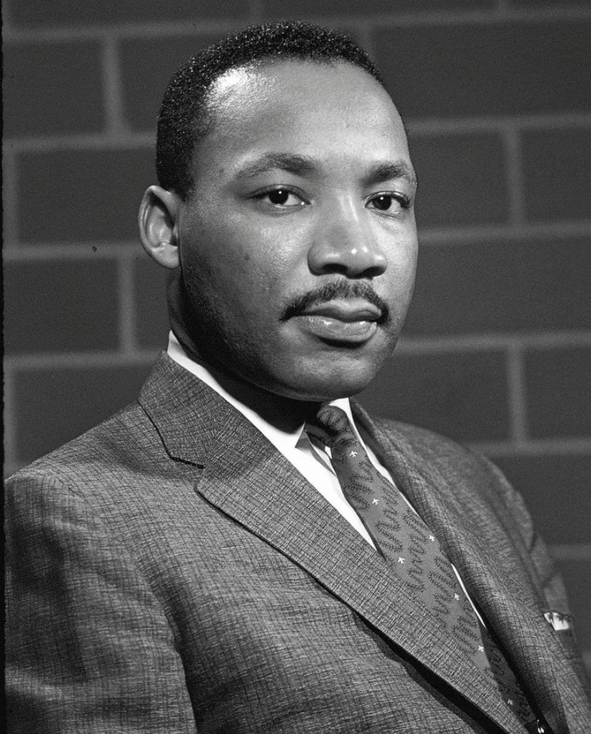 """""""Injustice anywhere is a threat to justice everywhere."""" At @iaba_la, we are encouraged and inspired by Dr. King's steadfast commitment to justice — today, and every day. On this #MLKDay, we honor and celebrate the life and legacy of the Reverend Dr. Martin Luther King Jr."""