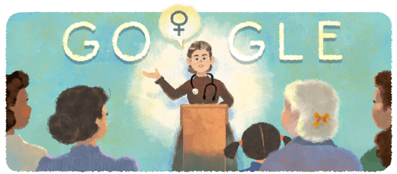 A pioneer both in & out of medicine, Argentine physician & social activist Petrona Eyle spent a lifetime campaigning for women's rights🗳  Learn how Eyle, who is widely credited as the nation's 2nd female doctor, helped shape Argentina⚕️🇦🇷→   #GoogleDoodle