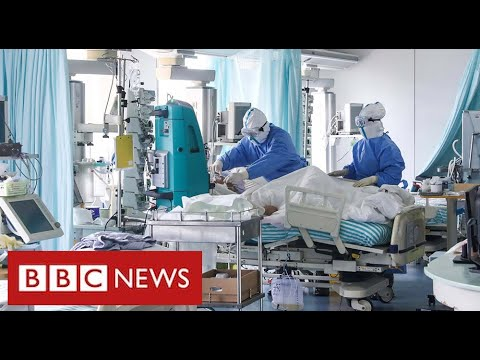 Covid frontline: intensive care units under huge pressure at peak of second wave Photo