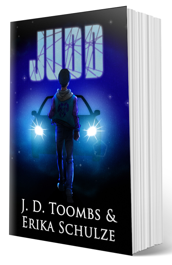 Just 2 more months to go before the thrilling #superhero, #urbanfantasy novel, JUDD, debuts! Check out my #review below and connect with #indieauthors @jd_toombs and @BarfinRainbow to learn more!    #LGBTQIA #NewBook #Preorder  #WritingCommunity #indiebook