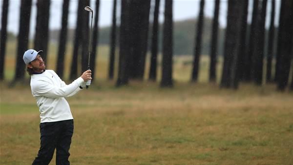 Huggan: Art vs Science  #golf