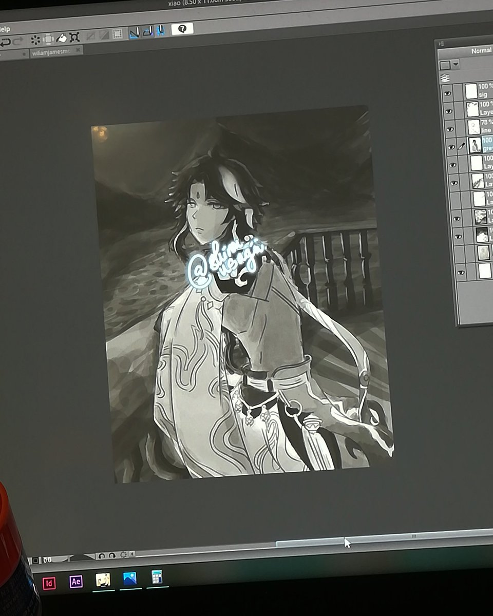 ASDFGHJKL I'M DONE BUT IT'S SO LATE FROM WHEN I USUALLY POST #xiao #魈 #xiaogenshinimpact #genshinimpact #原神 #art #sketches #drawing #doodles #fanart #digitalart #digitalillustration #illustration #digiart #wip #workinprocess #greyscale #values #phonegame #pcgame