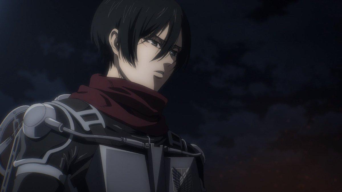 Anime Character spotlight of the week: Mikasa