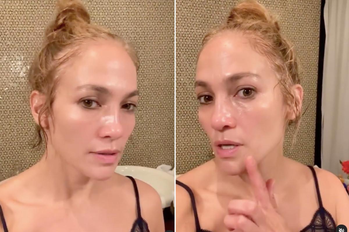 Jennifer Lopez shuts down Instagram troll over Botox comments https://t.co/tR2mnJVg91 https://t.co/j2F1k3hwgE