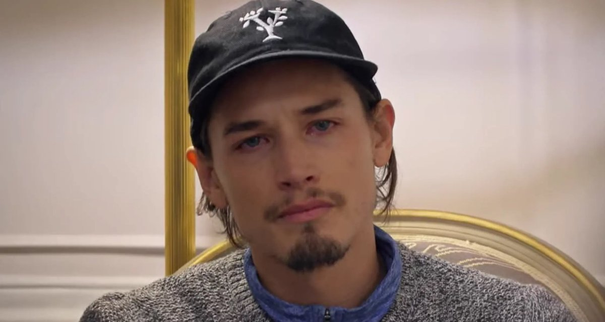 Andrew from #BlingEmpire is one of scariest reality TV personalities in years
