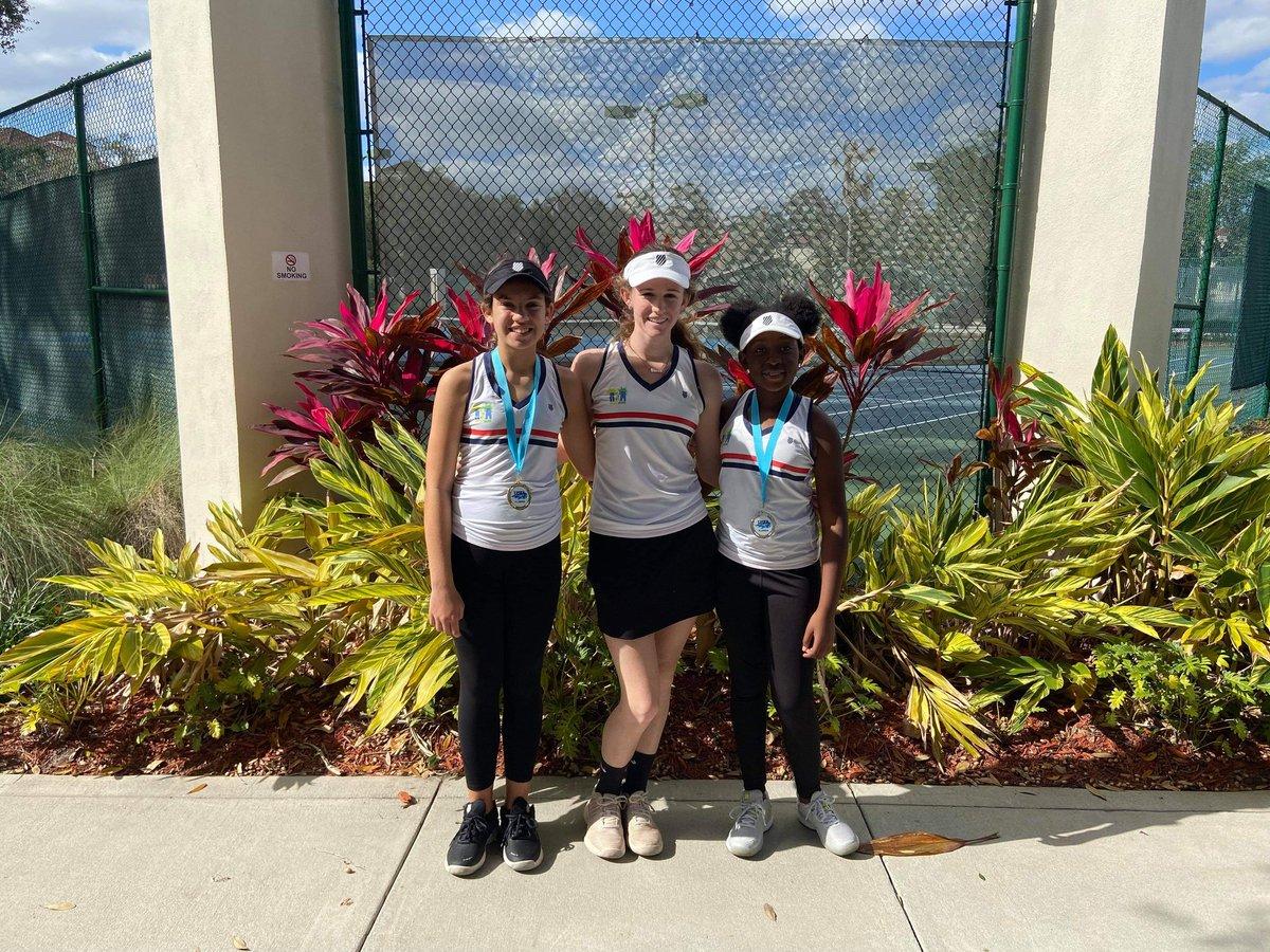 Great start to 2021. Great job ladies  #usta #ustafl #tennis #tennislife #tenniscoaches #tenniscoaches  #jrtennis