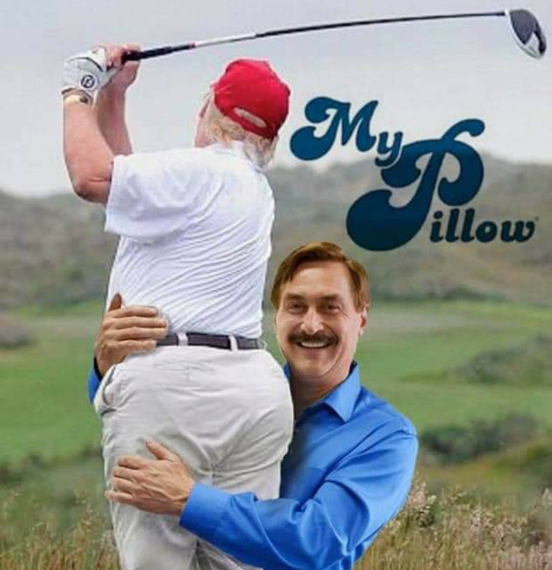 Mike Lindell better hold on tighter to #Trump as Dominion Voting Systems has sent a letter of a possible (Lawsuit) to a number of individuals and others about their fraudulent claims about their company. #coronavirus #WearAMask #FactsMatter #RudyGiuliani #insurrection #NoFlyList