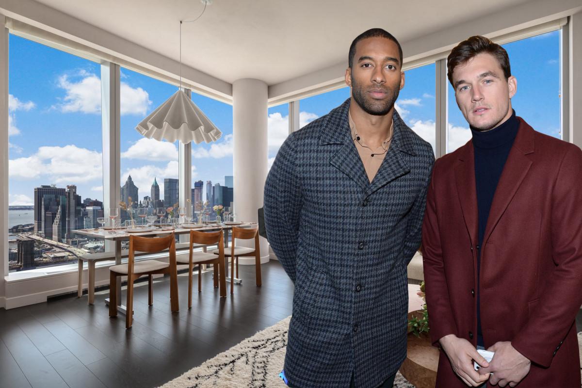 Inside Matt James and Tyler Cameron's NYC 'Bachelor' apartment https://t.co/QAveuS3Hpt https://t.co/vZnTicZE8r