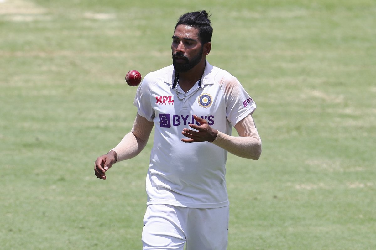 #GabbaTest You fulfilled your Abbas dream, stood up for your team, guided a young pacer, a former player hails #Siraj Read more: sify.com/sports/people-…