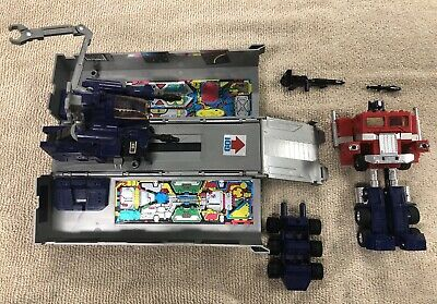 Vintage transformers optimus prime g1 1982 Category: Transformers & Robots Location: Clermont, FL, USA Listing... -  #transformers #toys