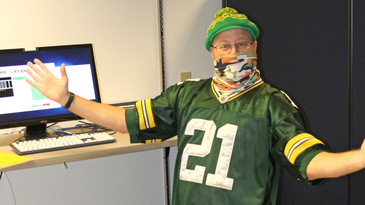 💚 💛  We're still feeling pumped here at Printron thanks to the Packers taking down the Rams over the weekend to advance to the NFC Championship game! What was your favorite part of the Pack's 32-18 victory? 🏈 💪   #GoPackGo | #Packers | #LARvsGB | #PackersUnited